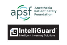 IntelliGuard Joins the Anesthesia Patient Safety Foundation (APSF) Corporate Advisory Council