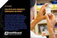 Can RFID Give Generics Companies An Edge? - News item image