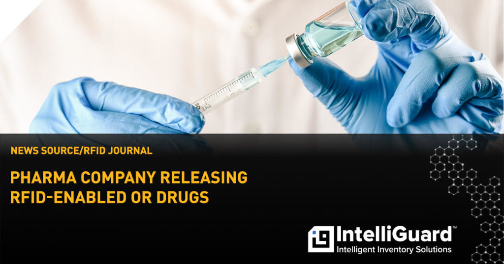 RFID JOURNAL Case Study - Pharma Company Releasing RFID­ enabled OR Drugs - image