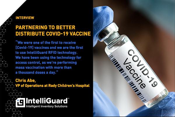 Partnering to Better Distribute COVID-19 Vaccine